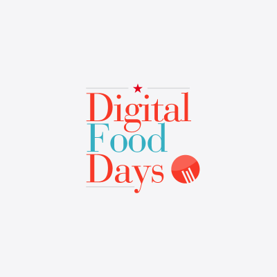 finalisti contest logo di Digital Food Days